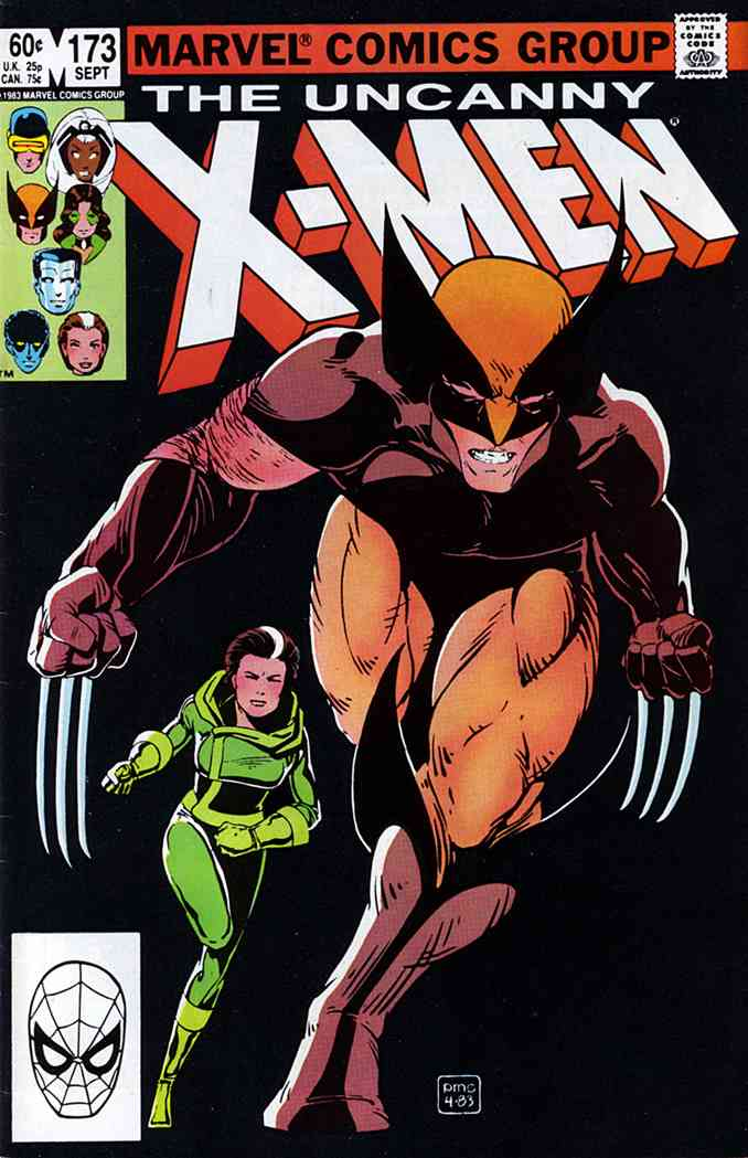 Uncanny X-Men, The comic issue 173