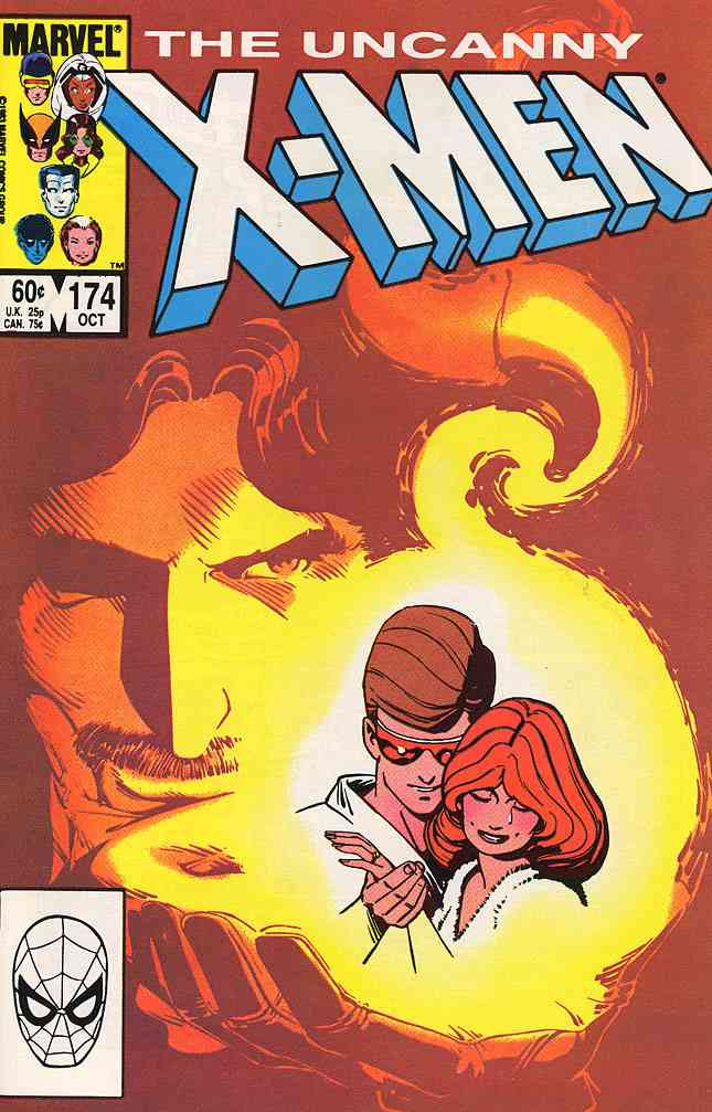 Uncanny X-Men, The comic issue 174