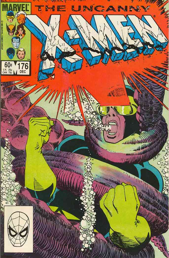 Uncanny X-Men, The comic issue 176