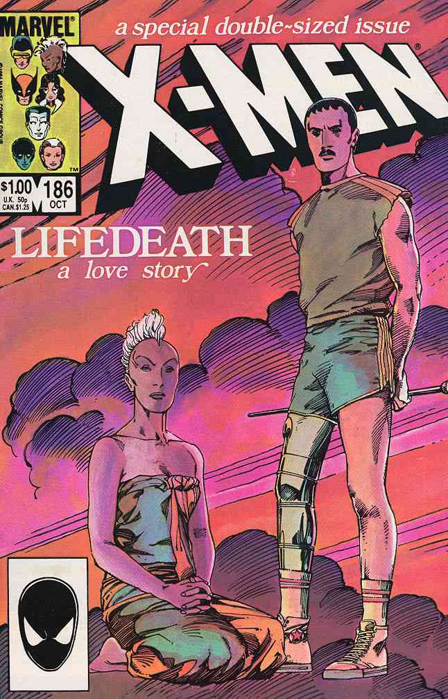 Uncanny X-Men, The comic issue 186