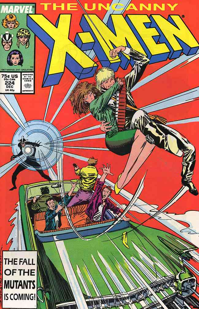 Uncanny X-Men, The comic issue 224