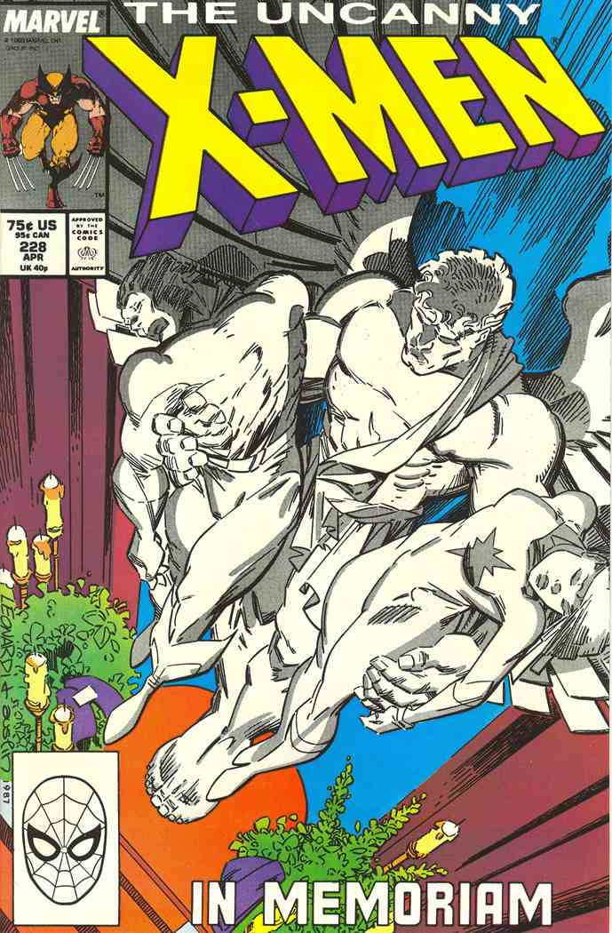 Uncanny X-Men, The comic issue 228