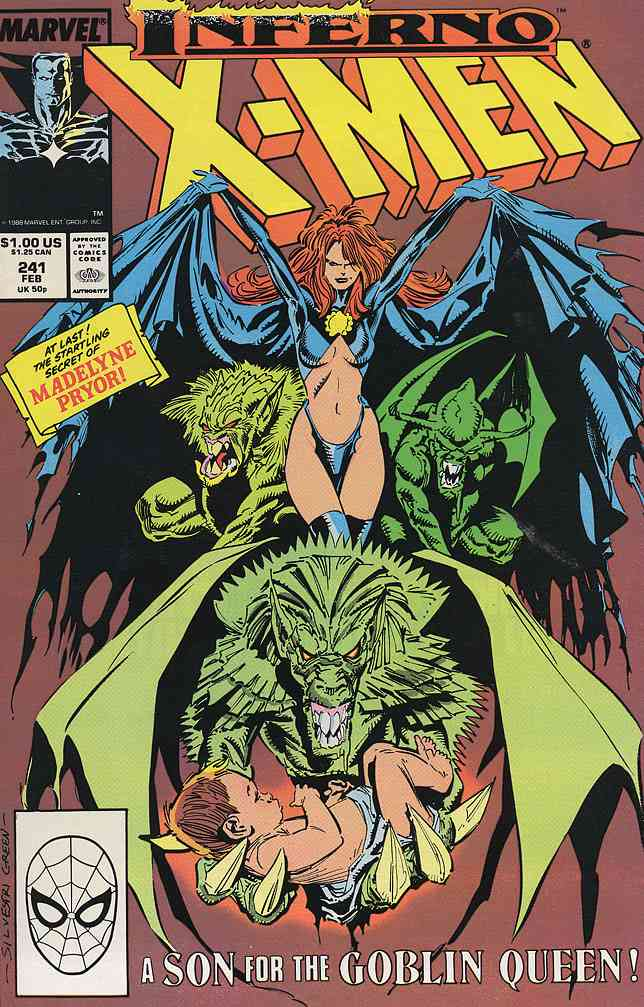 Uncanny X-Men, The comic issue 241
