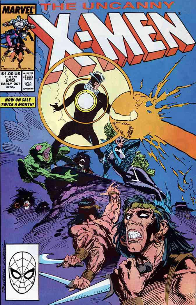 Uncanny X-Men, The comic issue 249
