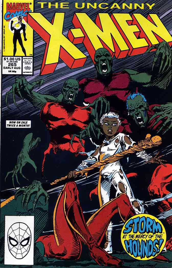 Uncanny X-Men, The comic issue 265