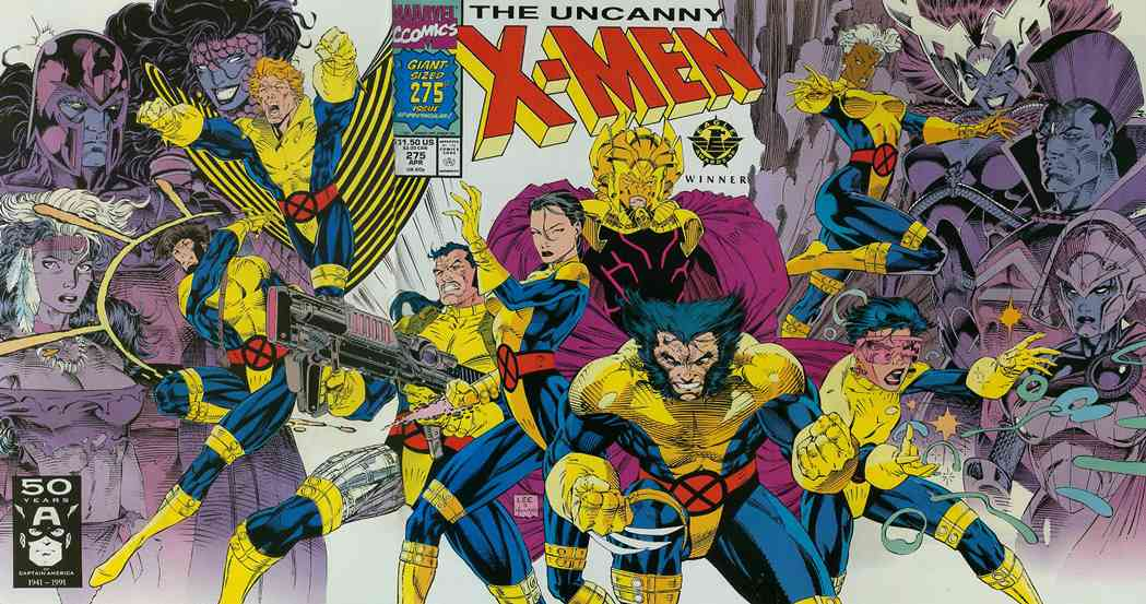 Uncanny X-Men, The comic issue 275