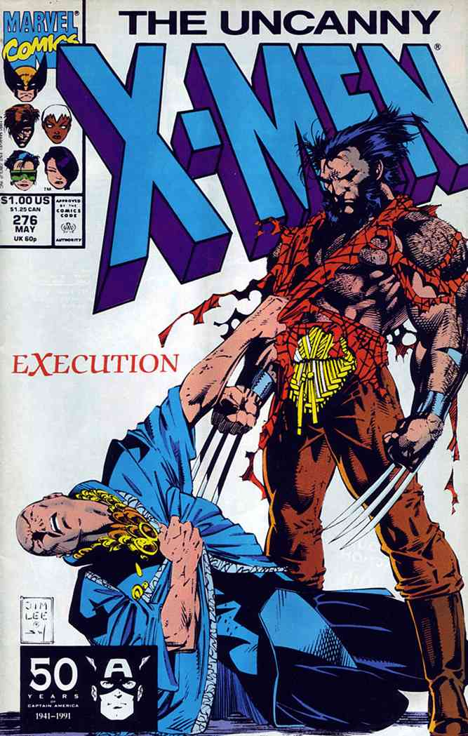 Uncanny X-Men, The comic issue 276