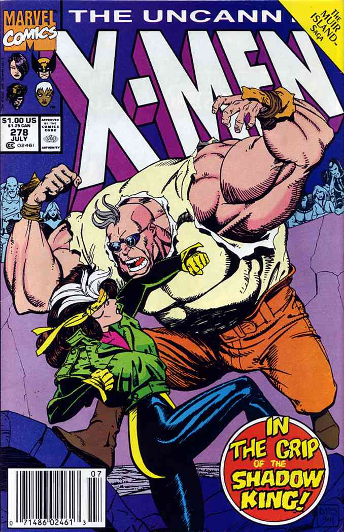 Uncanny X-Men, The comic issue 278