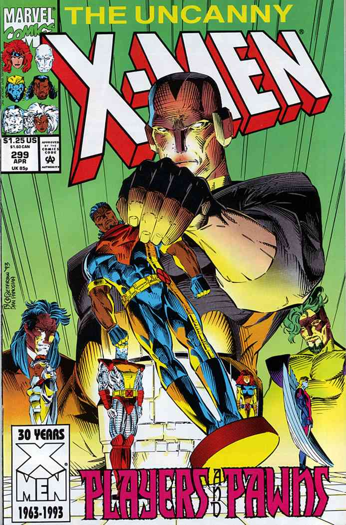 Uncanny X-Men, The comic issue 299