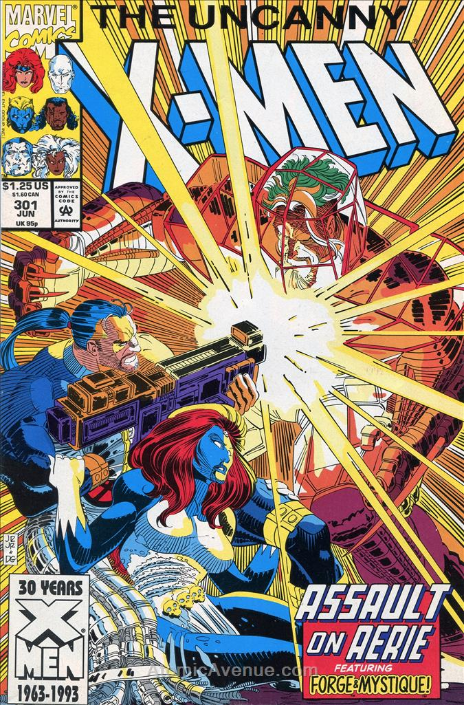 Uncanny X-Men, The comic issue 301