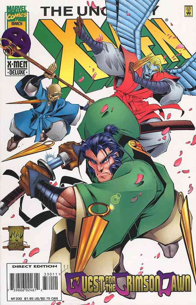 Uncanny X-Men, The comic issue 330
