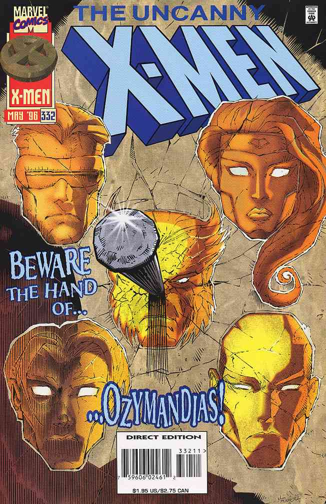 Uncanny X-Men, The comic issue 332