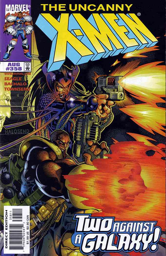 Uncanny X-Men, The comic issue 358