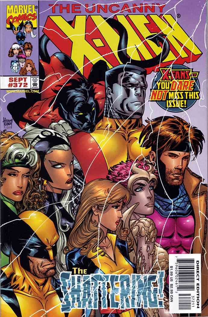 Uncanny X-Men, The comic issue 372