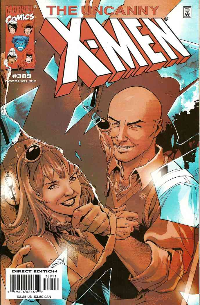 Uncanny X-Men, The comic issue 389