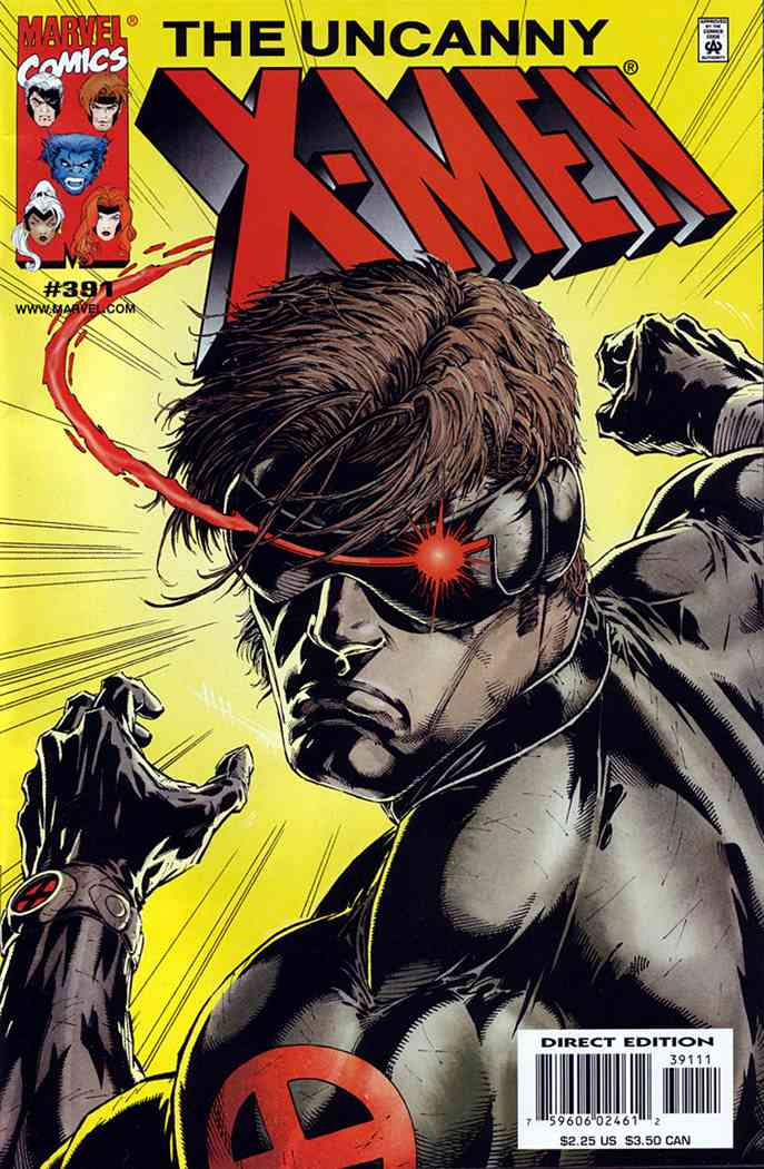 Uncanny X-Men, The comic issue 391