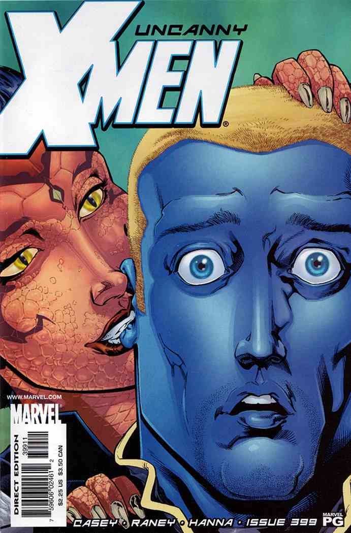 Uncanny X-Men, The comic issue 399