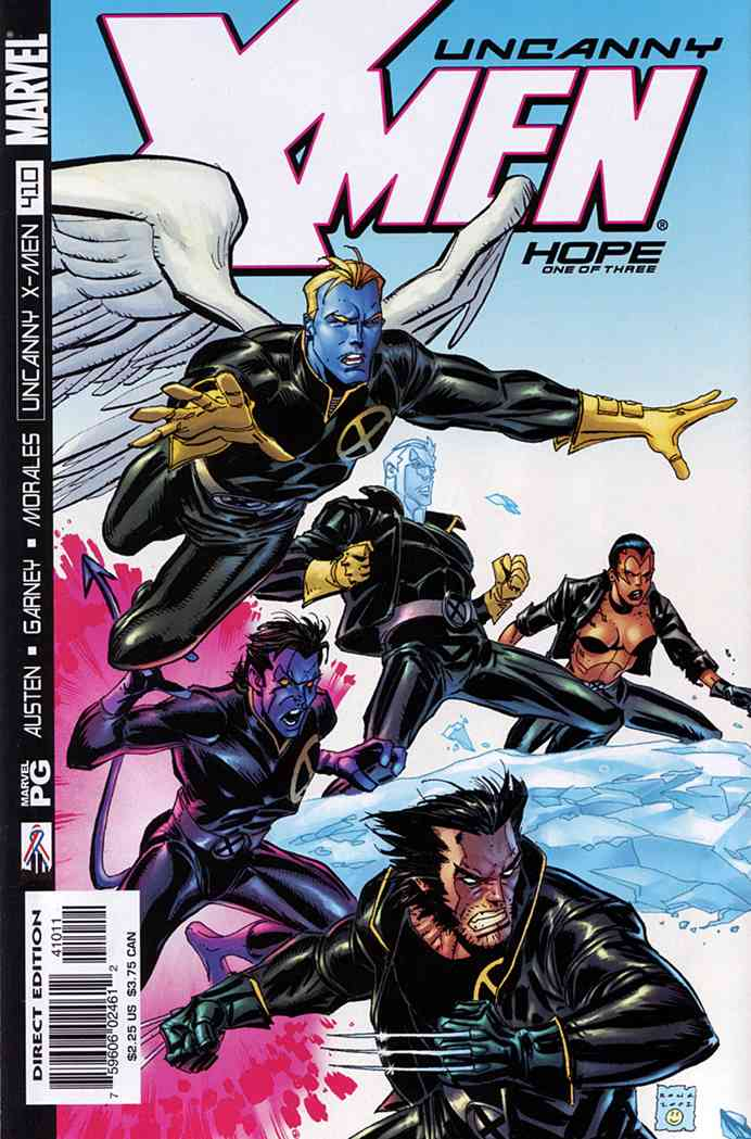 Uncanny X-Men, The comic issue 410