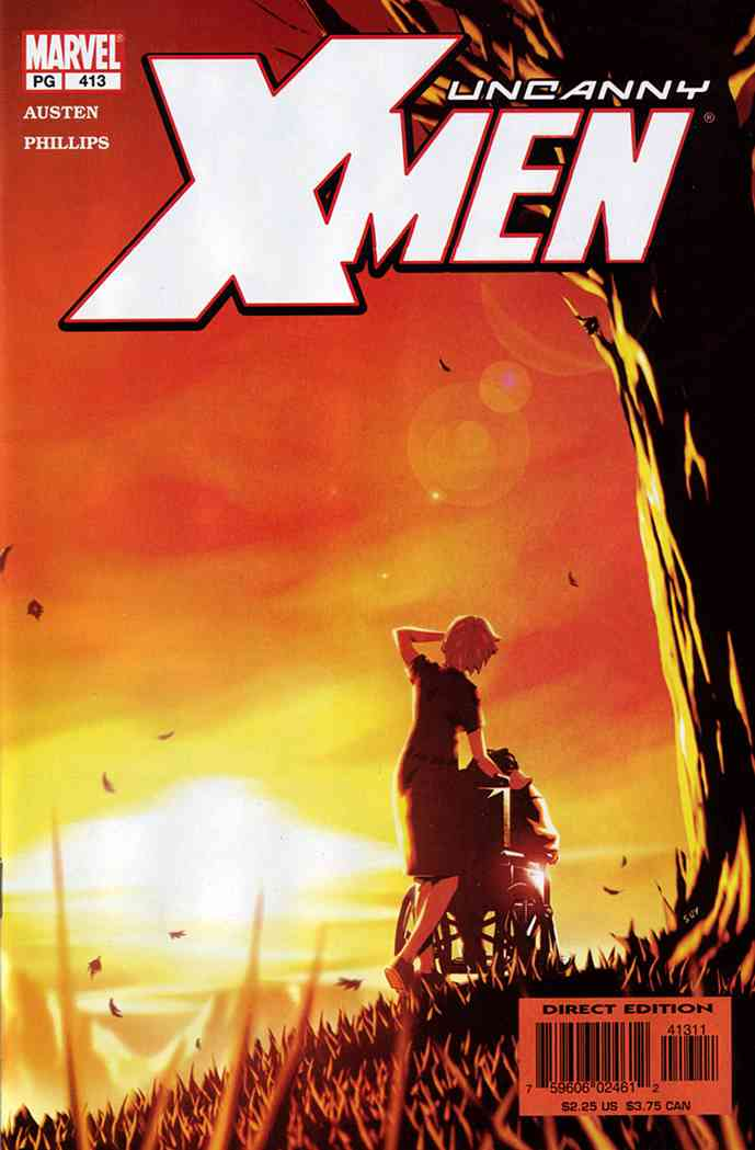 Uncanny X-Men, The comic issue 413