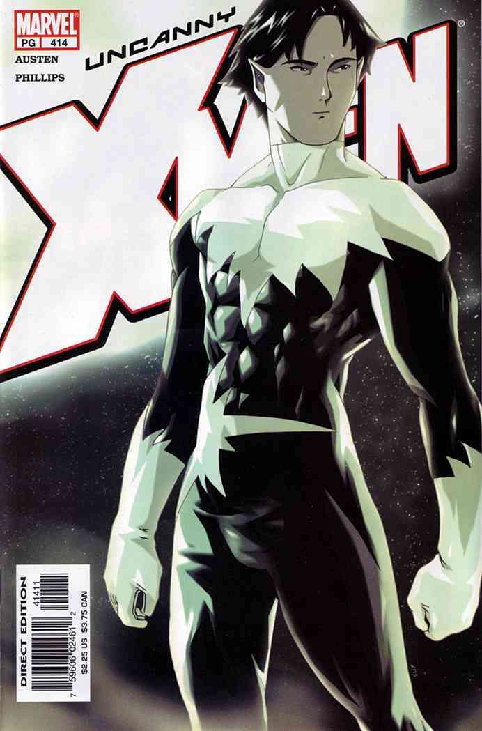 Uncanny X-Men, The comic issue 414