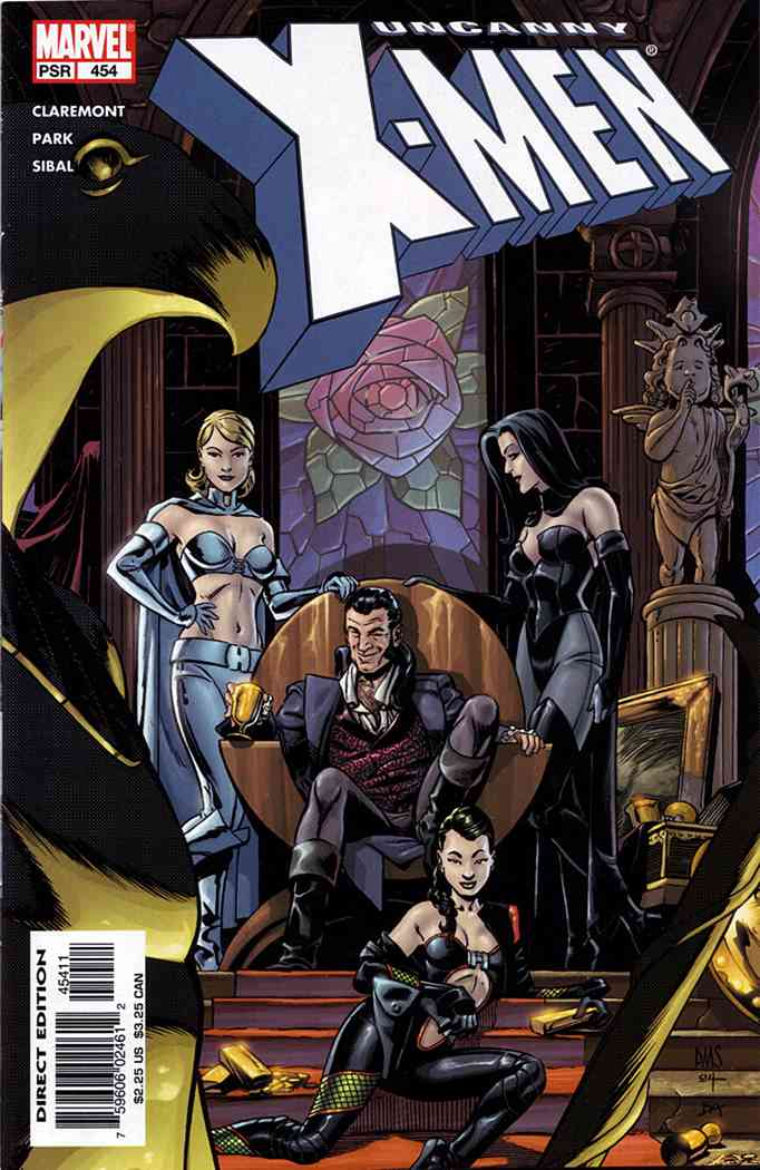 Uncanny X-Men, The comic issue 454