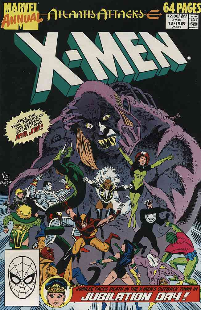Uncanny X-Men, The comic issue 13