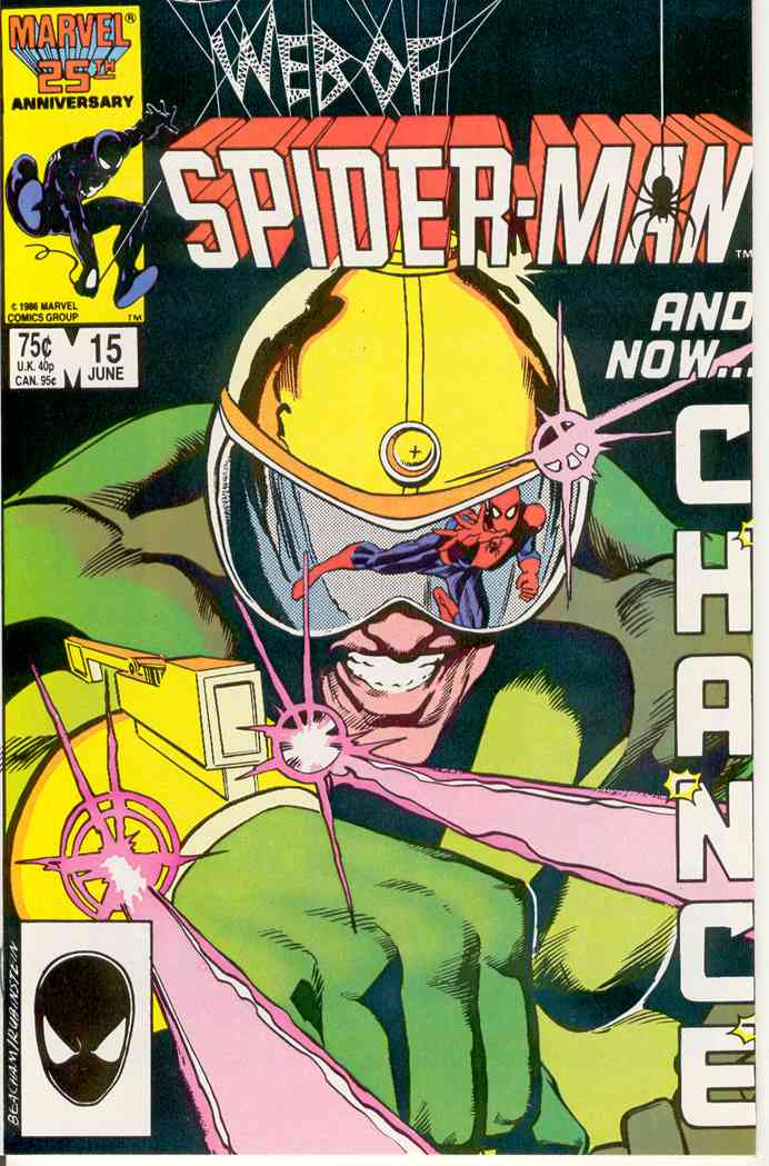 Web of Spider-Man, The comic issue 15