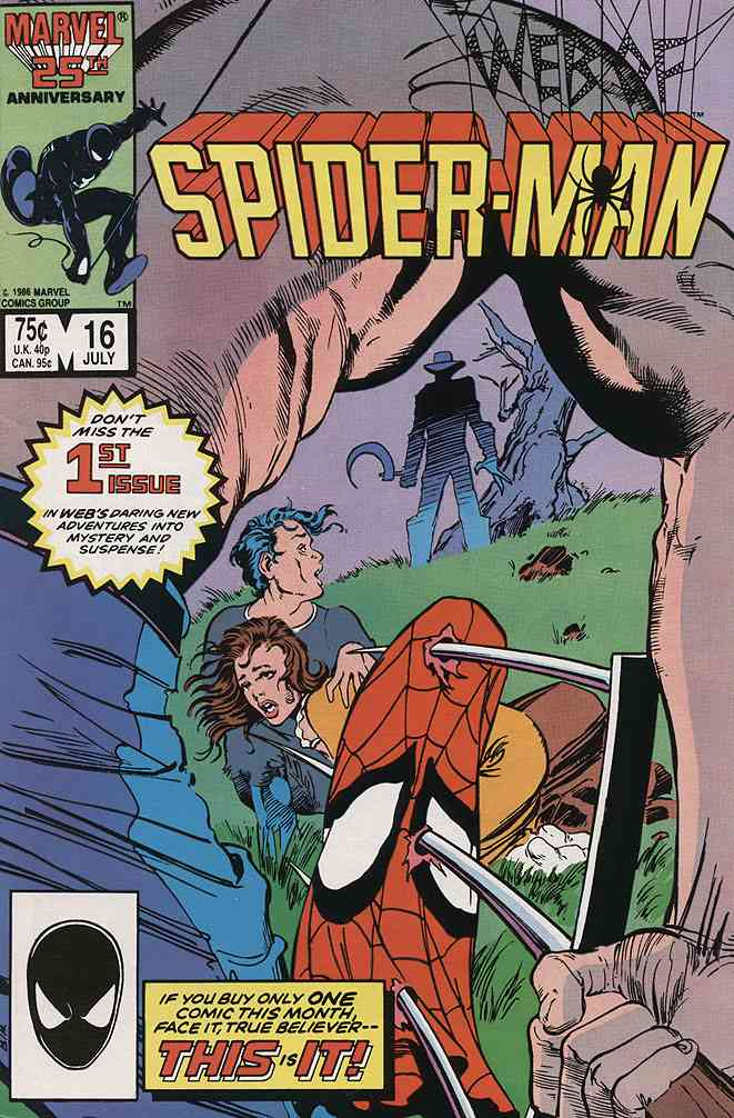Web of Spider-Man, The comic issue 16