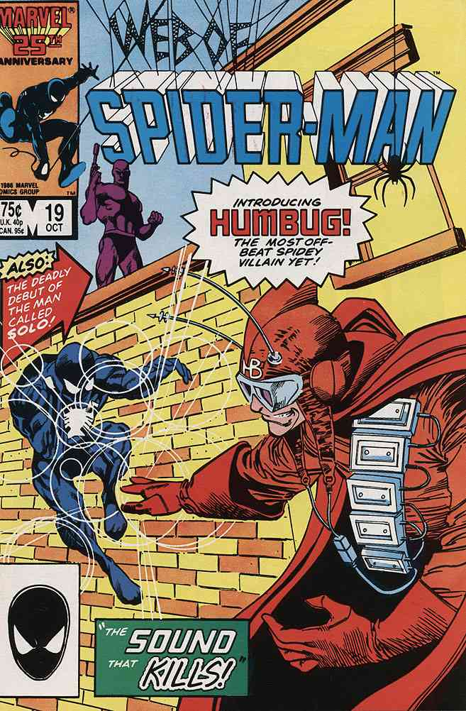 Web of Spider-Man, The comic issue 19