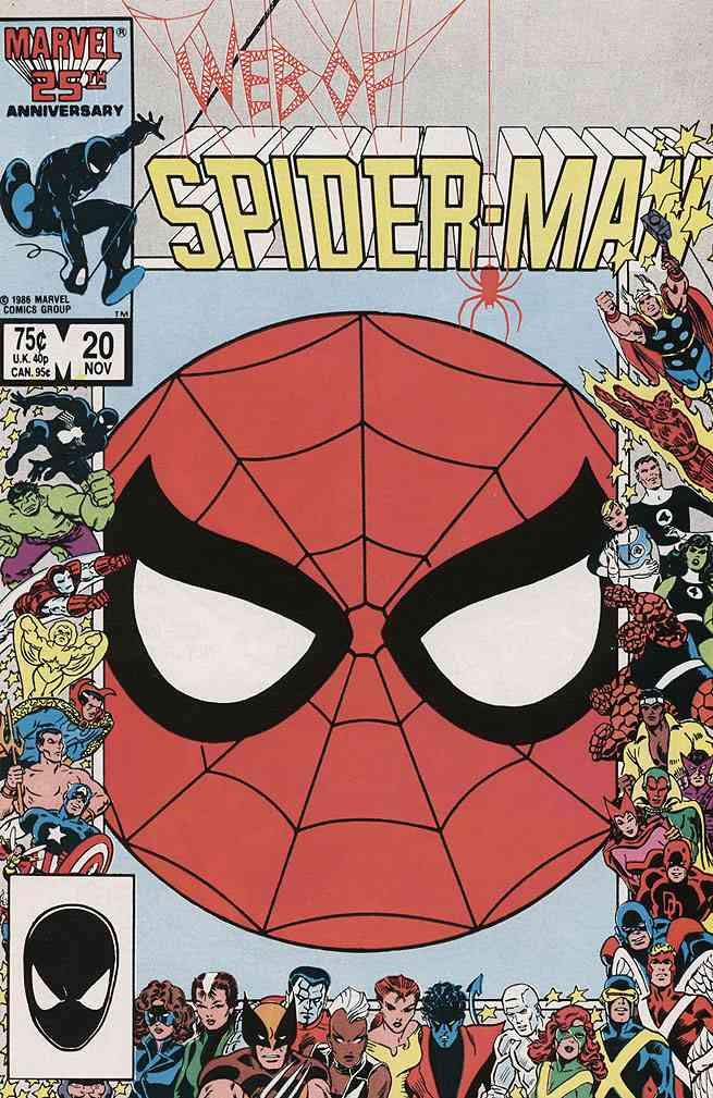 Web of Spider-Man, The comic issue 20