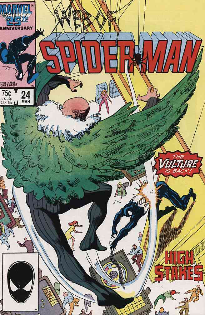 Web of Spider-Man, The comic issue 24