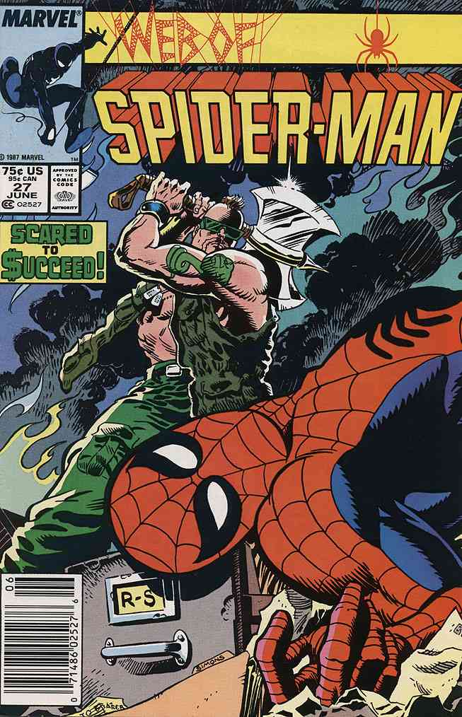 Web of Spider-Man, The comic issue 27