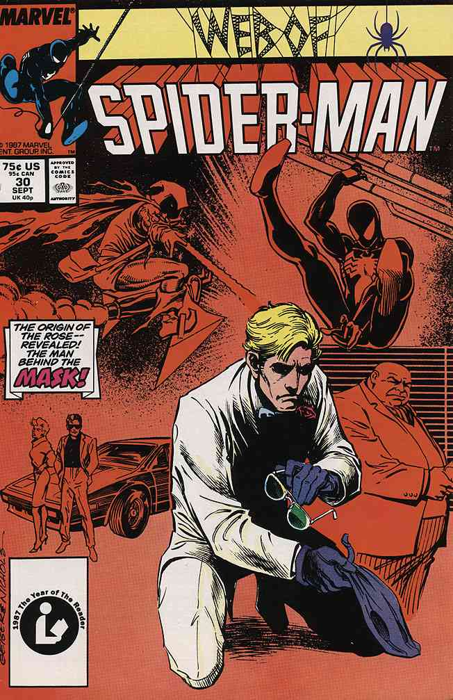 Web of Spider-Man, The comic issue 30