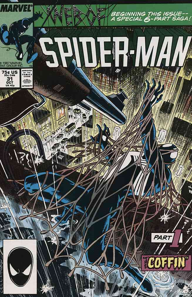 Web of Spider-Man, The comic issue 31