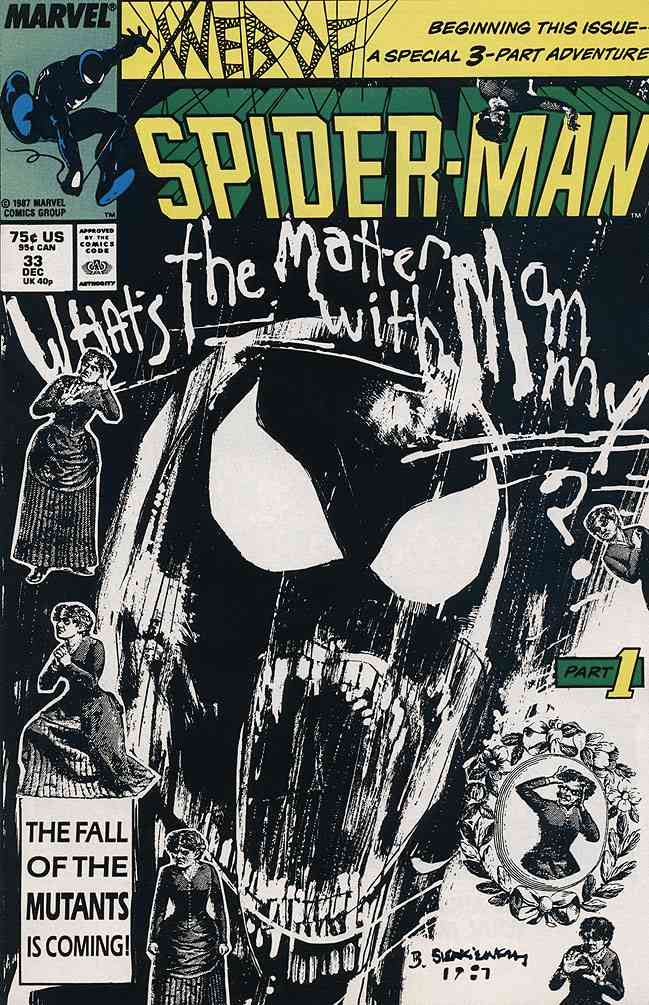 Web of Spider-Man, The comic issue 33