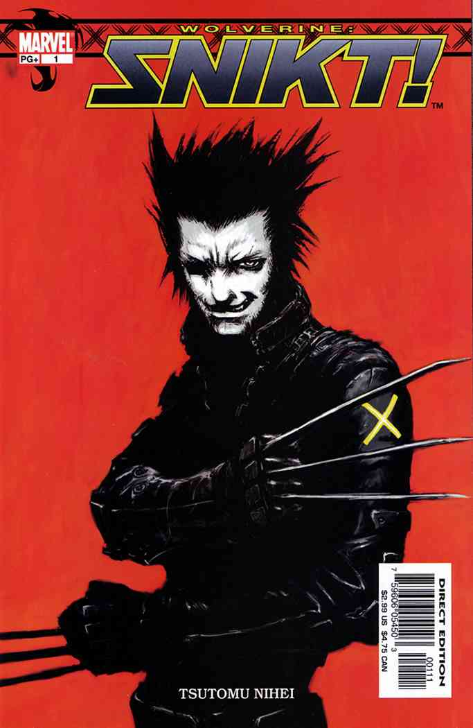 Wolverine: Snikt! comic issue 1