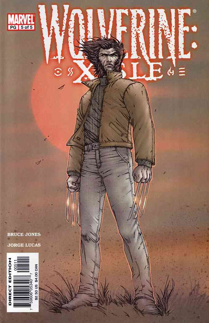 Wolverine: Xisle comic issue 5
