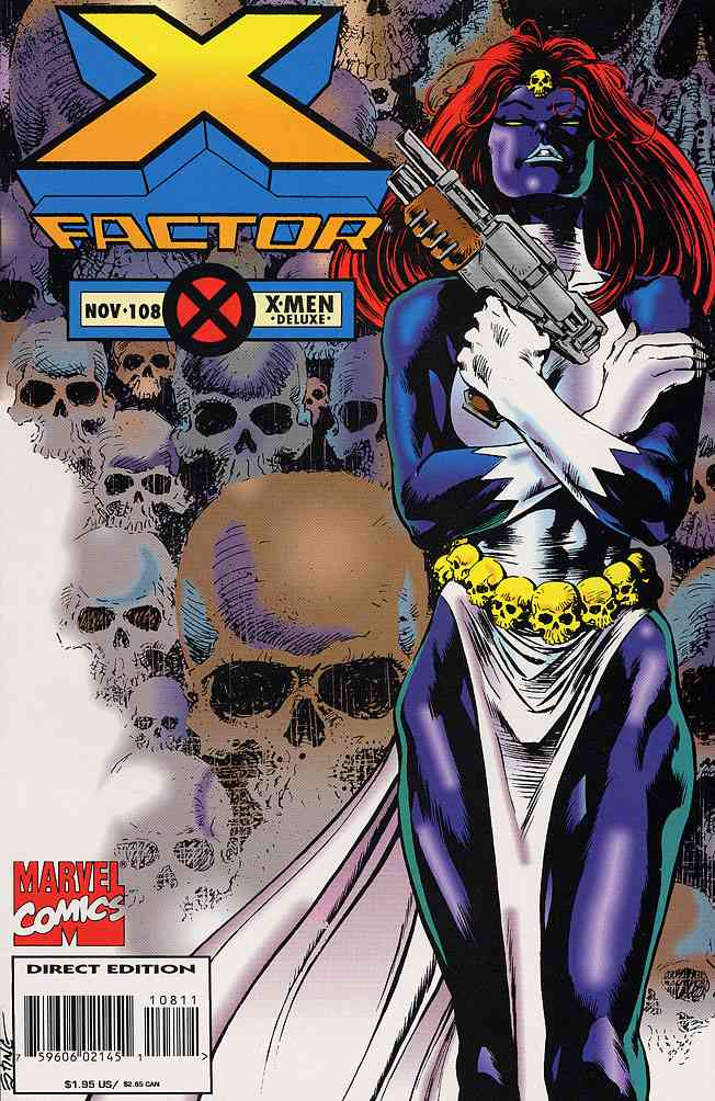X-Factor comic issue 108