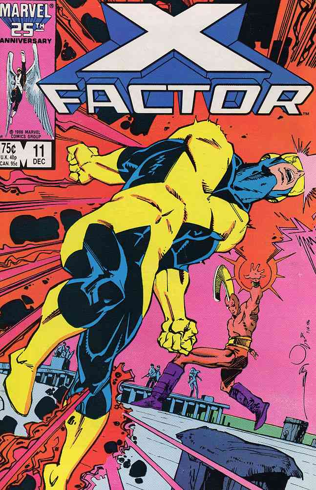 X-Factor comic issue 11
