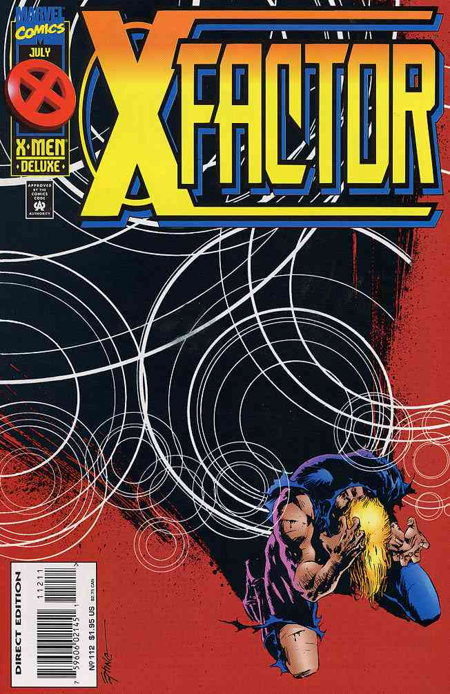 X-Factor comic issue 112
