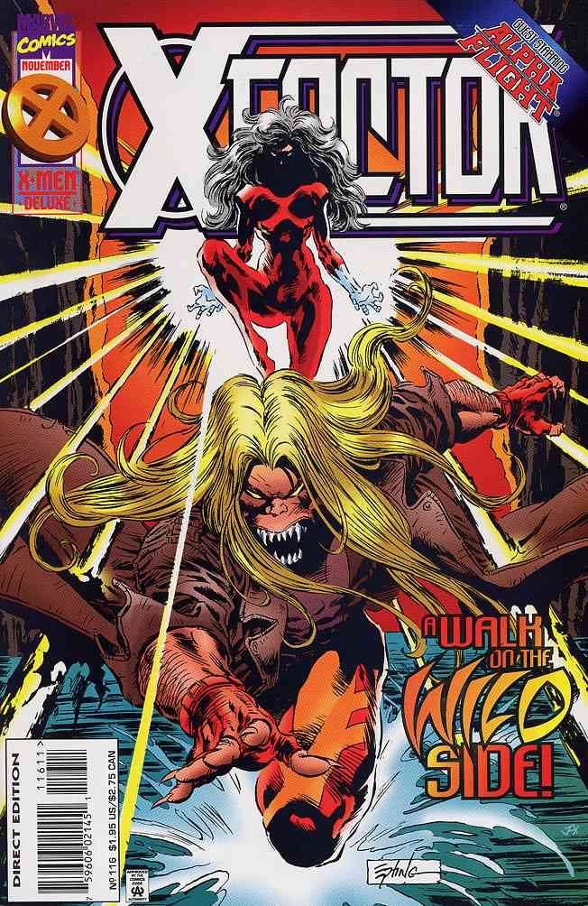 X-Factor comic issue 116