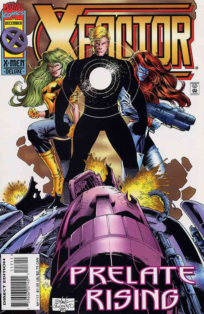 X-Factor comic issue 117