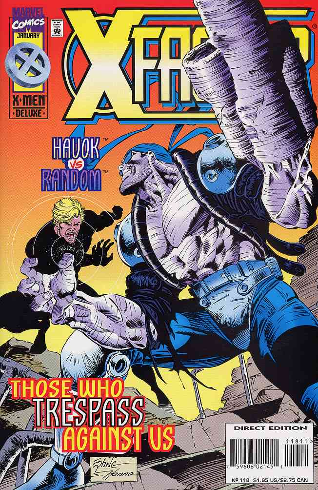 X-Factor comic issue 118