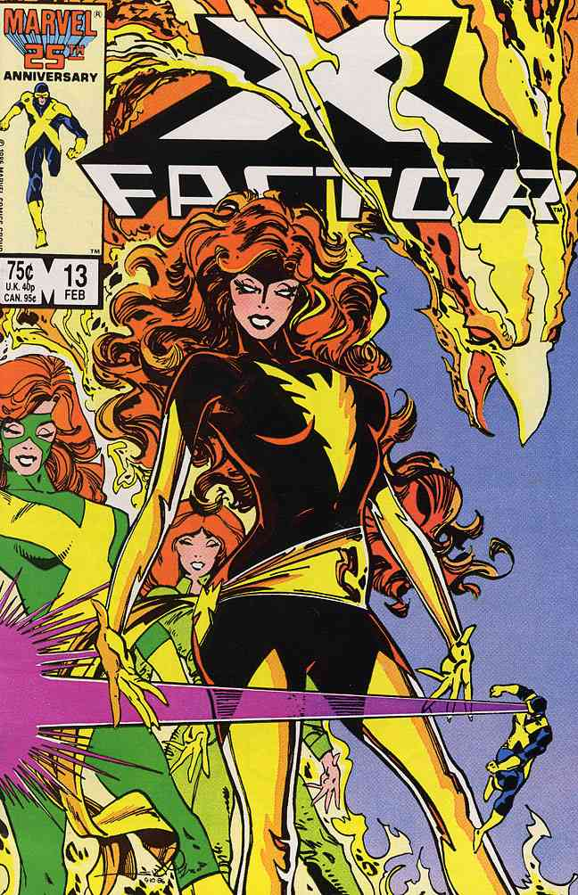 X-Factor comic issue 13