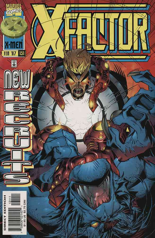 X-Factor comic issue 131