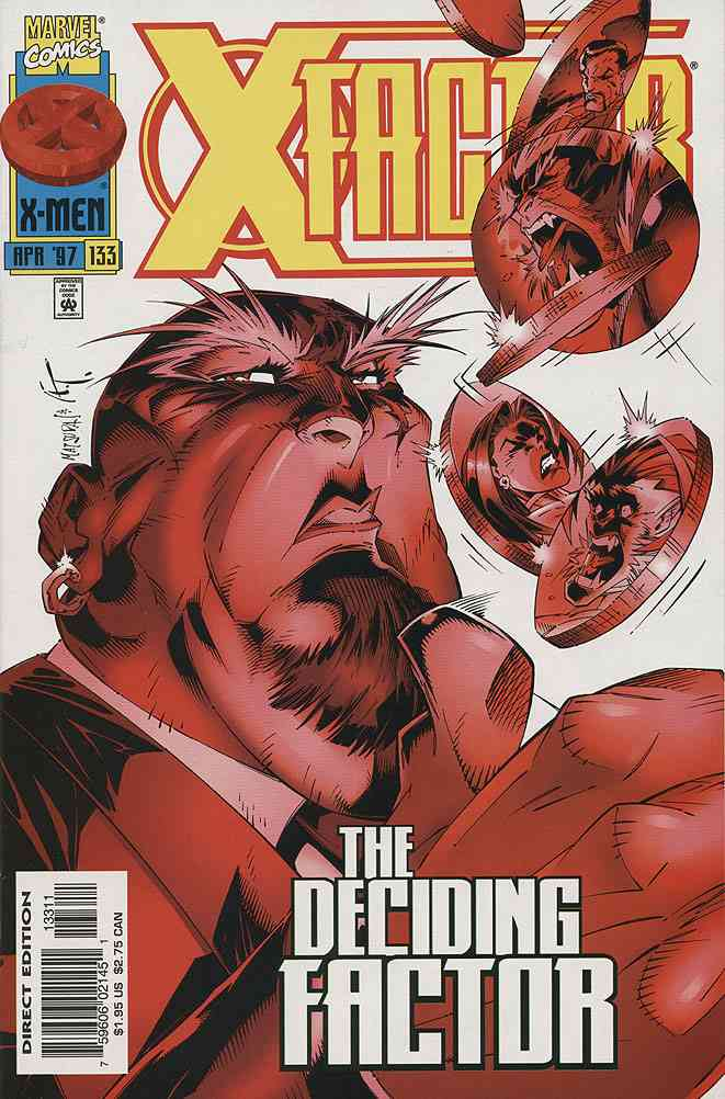 X-Factor comic issue 133