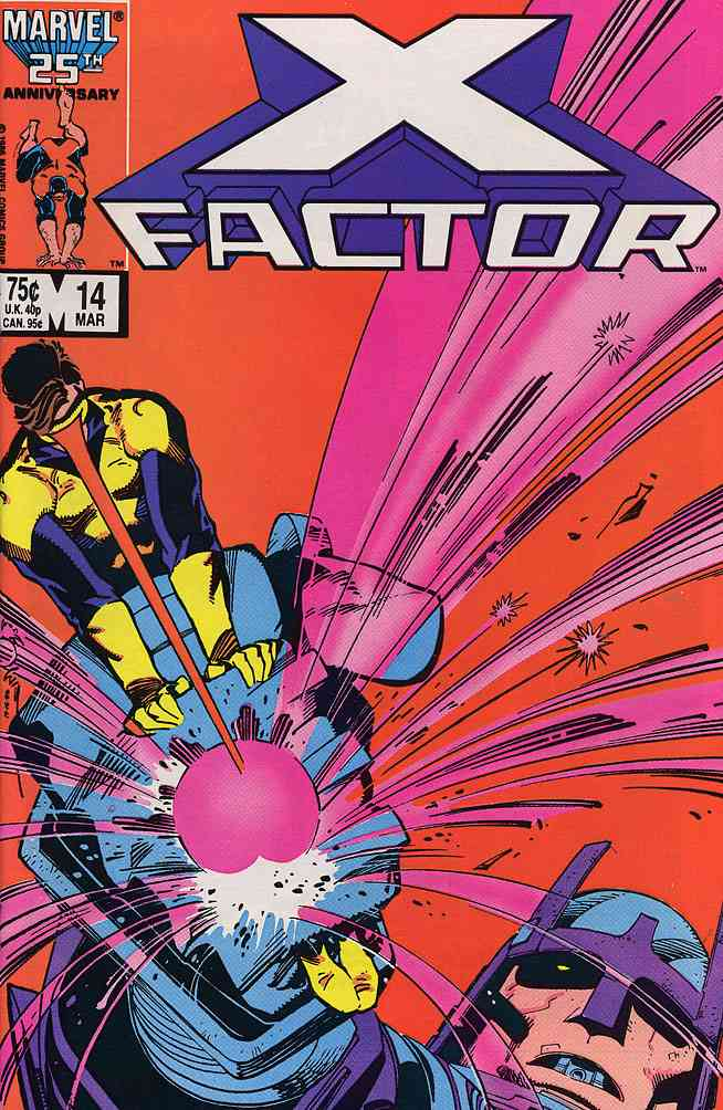 X-Factor comic issue 14