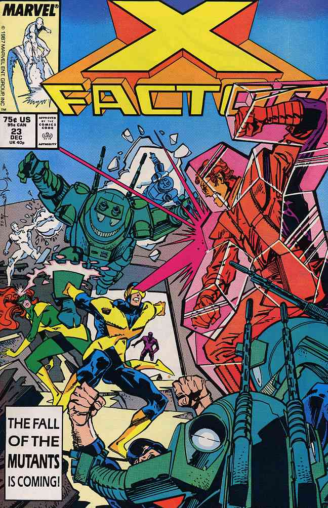 X-Factor comic issue 23