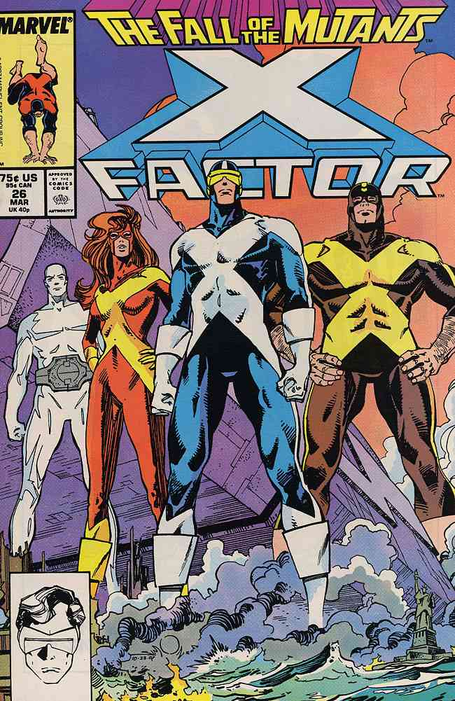X-Factor comic issue 26