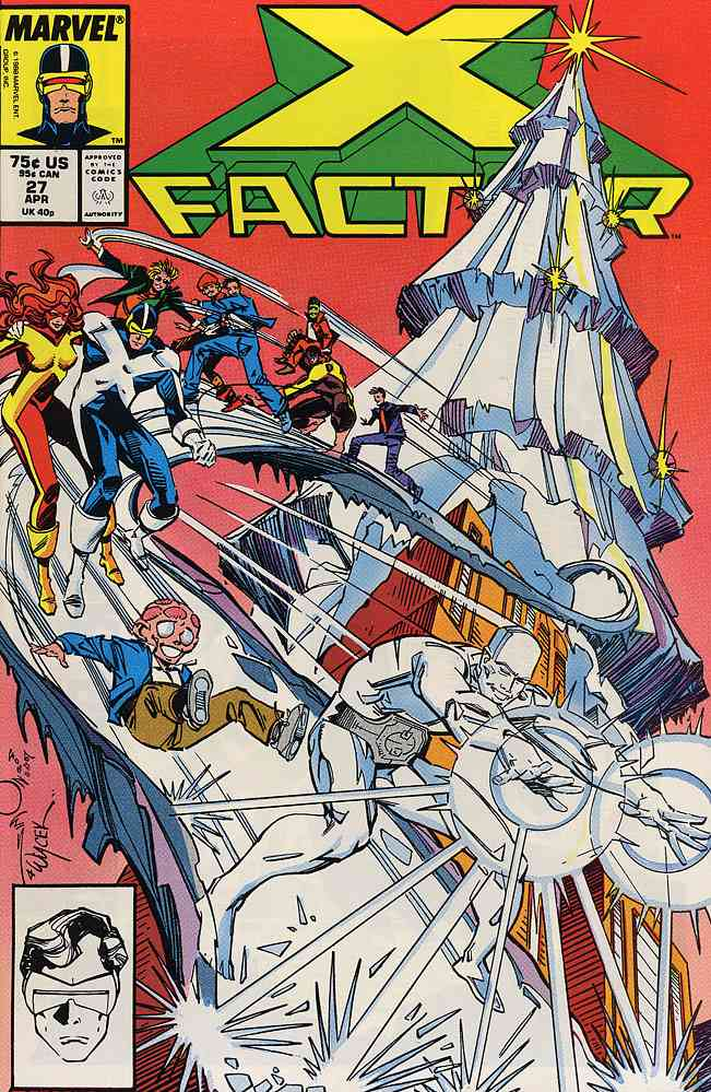 X-Factor comic issue 27
